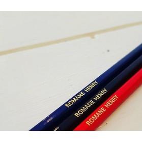 Paquet de crayon personnalisé